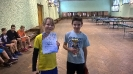 Turniej Gminnych Igrzysk Młodzieży Szkolnej w Tenisie Stołowym